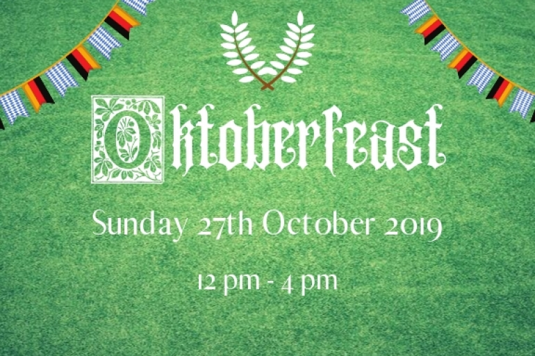 Oktoberfeast - cancelled