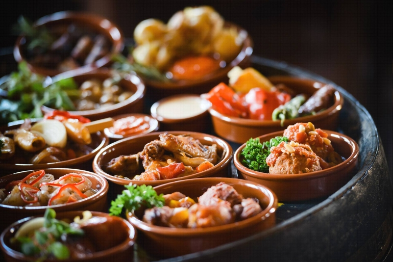 You're invited to our famous Tapas Night at Baxter Barn (1 of 2 nights already Booked Out!)