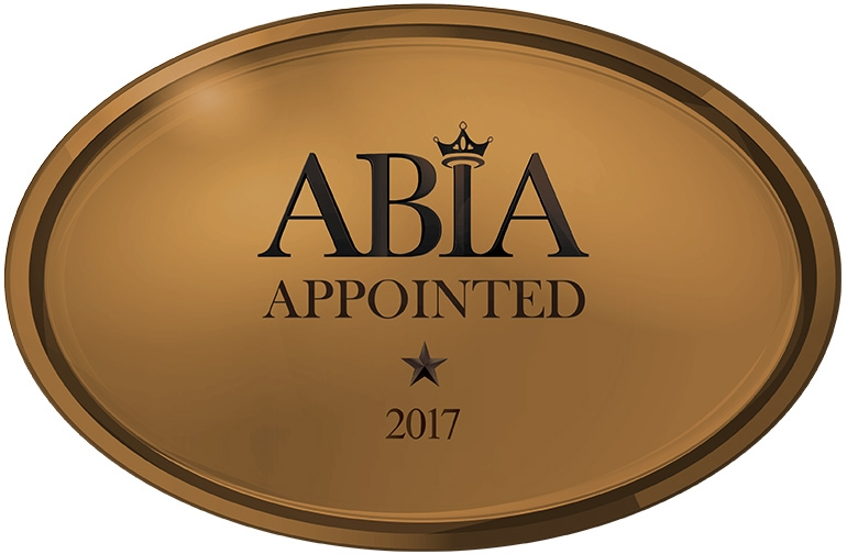 We are now an official Appointed ABIA Associate!